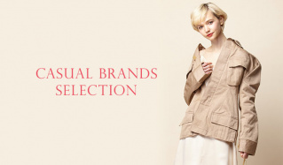 CASUAL BRANDS SELECTION(ロンハーマン)のセールをチェック