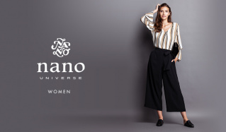 NANO・UNIVERSE WOMEN(ナノ・ユニバース)のセールをチェック