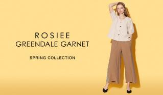 ROSIEE/GREENDALE GARNET -SPRING COLLECTION-(ロージー)のセールをチェック