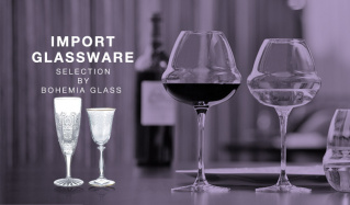 IMPORT GLASSWARE SELECTION BY BOHEMIA GLASS(ボヘミアガラス)のセールをチェック
