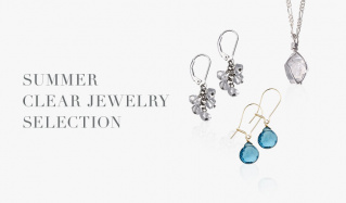 SUMMER CLEAR JEWELRY SELECTIONのセールをチェック