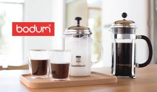 BODUM ~デンマーク発・美味しいコーヒータイム(ボダム)のセールをチェック