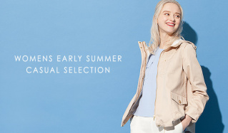 WOMENS EARLY SUMMER CASUAL SELECTIONのセールをチェック