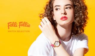 Folli Follie -WATCH SELECTION-(フォリフォリ)のセールをチェック