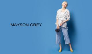 MAYSON GREY -SUMMER WARDROBE-(メイソングレイ)のセールをチェック