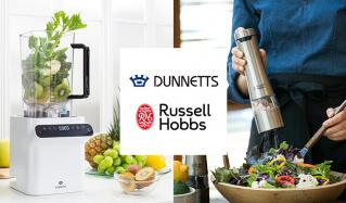 DUNNETTS/ RUSSELL HOBBS(ラッセルホブス)のセールをチェック