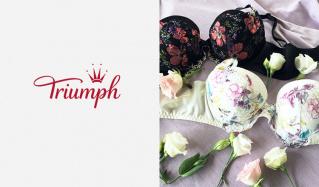 Triumph-天使のブラ/恋するブラ-(トリンプ)のセールをチェック