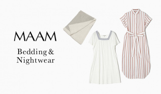 MAAM  Bedding & Nightwearのセールをチェック