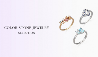 COLOR STONE JEWELRY SELECTIONのセールをチェック