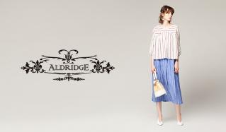 ALDRIDGE -SUMMER COLLECTION-のセールをチェック