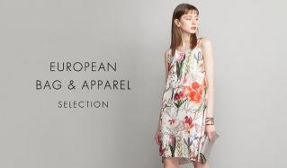 EUROPEAN STYLE BAG & APPAREL SELECTIONのセールをチェック