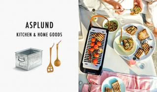 ASPLUND -KITCHEN & LIFESTYLE GOODSのセールをチェック