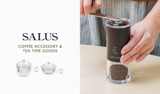 SALUS COFFEE ACCESSORY & TEA TIME GOODS(セイラス)のセールをチェック