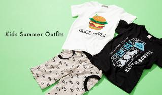 Kids Summer Outfits(ニコフラート)のセールをチェック