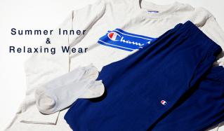 Summer Inner & Relaxing Wear(グンゼ)のセールをチェック