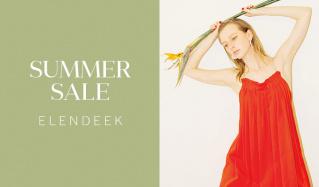 ELENDEEK -SUMMER SALE-のセールをチェック