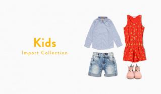 Kids Import Collectionのセールをチェック