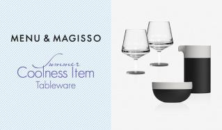 MENU & MAGISSO -SUMMER COOLNESS TABLEWEAR-のセールをチェック