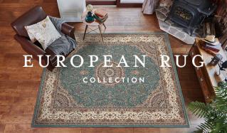 EUROPEAN RUG COLLECTIONのセールをチェック