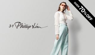 3.1 Phillip Lim OVER 70%OFF(3.1 フィリップリム)のセールをチェック