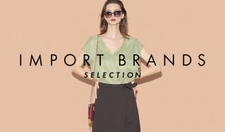 IMPORT BRANDS SELECTION OVER 70%OFF(インポートブランドアンドティファナ ブレス)のセールをチェック