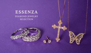 ESSENZA DIAMOND JEWELRY SELECTIONのセールをチェック