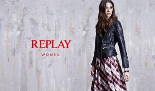 REPLAY WOMEN MAX 90%OFF(リプレイ)のセールをチェック