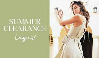 Ungrid -SUMMER CLEARANCE-(アングリッド)のセールをチェック