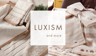 LUXISM and moreのセールをチェック
