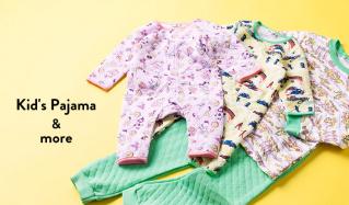 Kid's Pajama & moreのセールをチェック