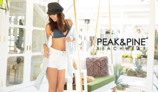 PEAK & PINE -SWIM WEAR-(ピークアンドパイン)のセールをチェック