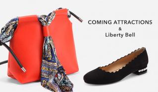 COMING ATTRACTIONS &Liberty Bell(カミングアトラクション)のセールをチェック