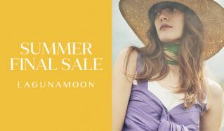 LAGUNAMOON -SUMMER FINAL SALE-(ラグナムーン)のセールをチェック