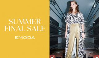EMODA -SUMMER FINAL SALE-(エモダ)のセールをチェック