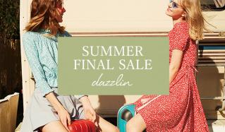 DAZZLIN -SUMMER FINAL SALE-(ダズリン)のセールをチェック