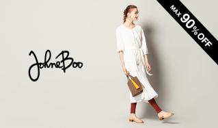 JOHNEBOO -MAX 90%OFF apparel-(ジョンブー)のセールをチェック