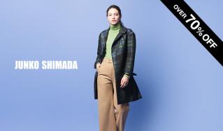 JUNKO SHIMADAのセールをチェック