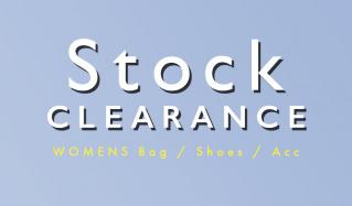 GLADD STOCK CLEARANCE WOMENS Bag & Shoes & Accのセールをチェック