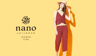 NANO・UNIVERSE WOMEN_FINEのセールをチェック