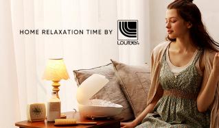 HOME RELAXATION TIME BY LOURDES(ルルド)のセールをチェック