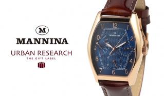 MANNINA / UR : Watches(マンニーナ)のセールをチェック