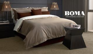 BOMA 寝具 & HOME WEAR(ボーマ)のセールをチェック