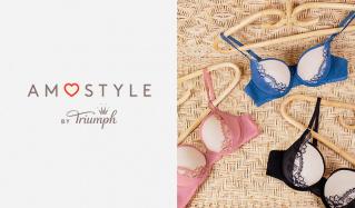 AMO STYLE by Triumph (トリンプ)のセールをチェック