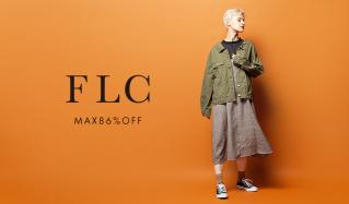 FLC -MAX86%OFF-のセールをチェック