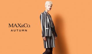 MAX & CO. Autumn(マックスアンドコー)のセールをチェック