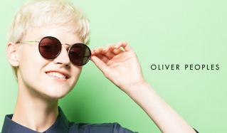 OLIVER PEOPLES(オリバーピープルズ)のセールをチェック