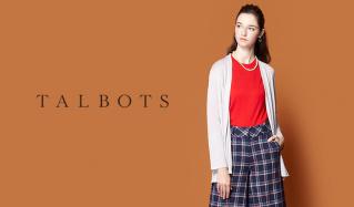 TALBOTS(タルボット)のセールをチェック