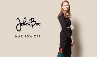 JOHNEBOO -MAX90%OFF-(ジョンブー)のセールをチェック