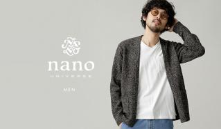 NANO・UNIVERSE MEN:Vol.1(ナノ・ユニバース)のセールをチェック
