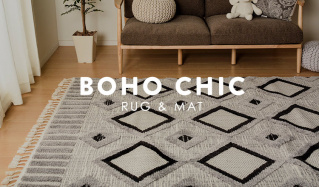 BOHO CHIC   -RUG & MAT-のセールをチェック